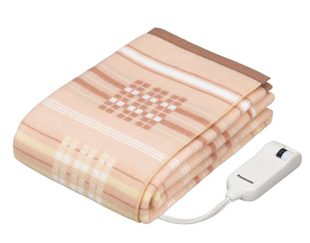 パナソニック 電気かけしき毛布 丸洗い可 200×140cm DB-R40L-D   B00ES82OSQ