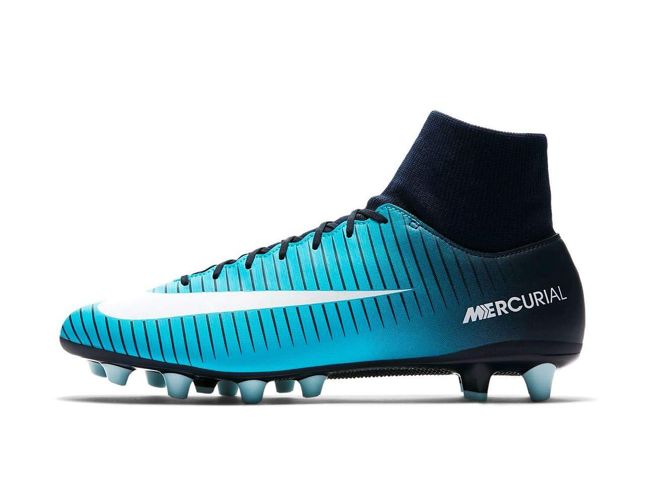 903608-404 Nike Men's Mercurial Victory VI DF (AG-Pro) Fussballschuh Herren [GR 41 US 8]