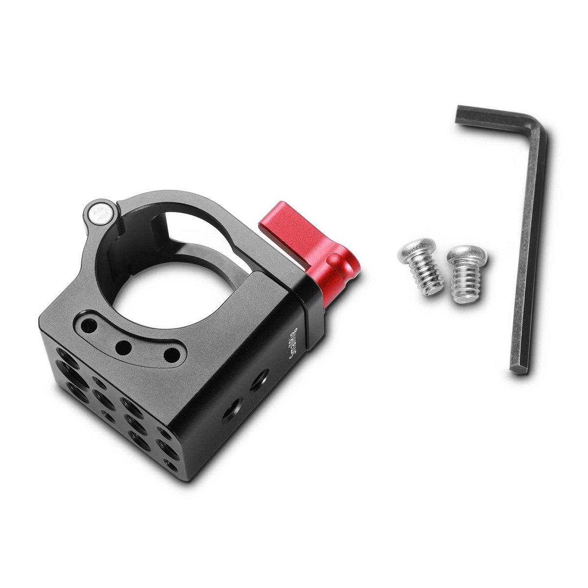 1925 SMALLRIG Aluminum 30mm Rod Clamp per DJI Ronin and FREEFLY MOVI Pro Gimbal Stabilizers