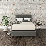Ashley Furniture Signature Design - 8 Inch Chime Express Memory Foam Mattress - Bed in a Box - Full - White