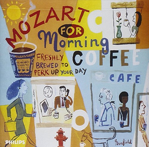 Price comparison product image Mozart For Your Morning Coffee