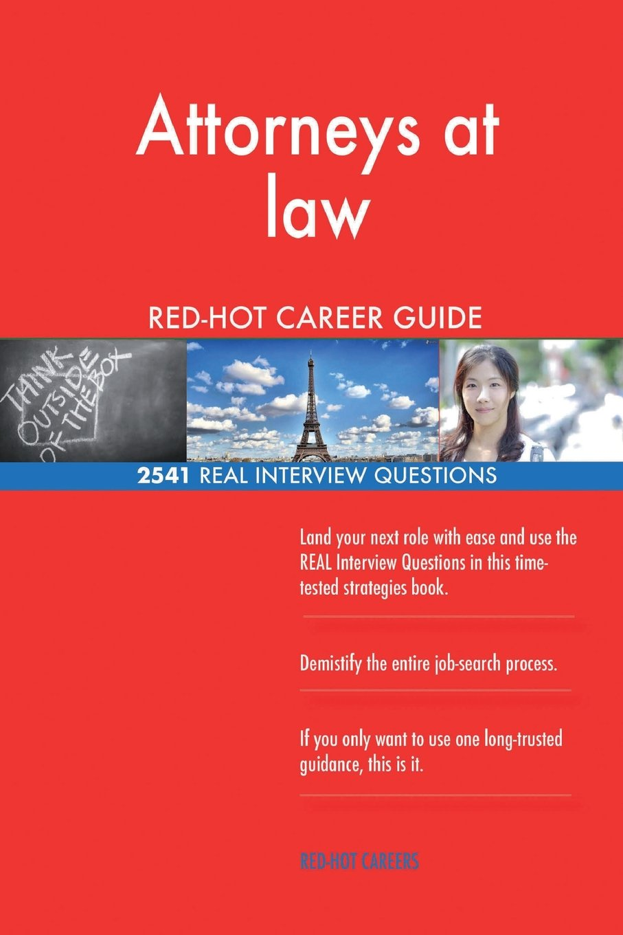 Attorneys at law RED-HOT Career Guide; 2541 REAL Interview Questions pdf