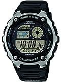 Casio Herren-Armbanduhr Digital Quarz Resin AE-2100W-1AVEF