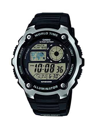 Montre Homme Casio Collection AE-2100W-1AVEF
