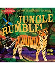 Indestructibles: Jungle Rumble!: Chew Proof · Rip Proof · Nontoxic · 100% Washable (Book for Babies, Newborn Books, Safe to Chew)