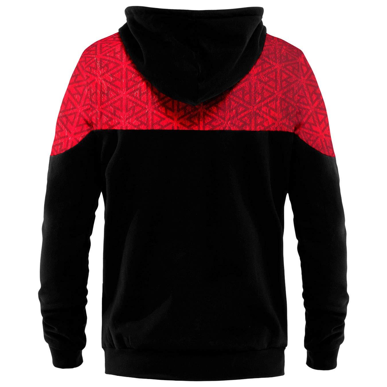 Blowhammer Blowhammer Blowhammer Herren Kapuzenpullover - Zip Up Hoodie B074CGFK32 Sweatshirts Gutes Design 8481ba