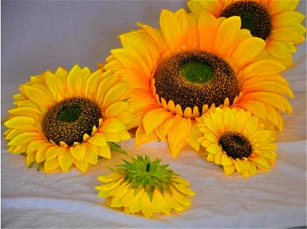 ZJJZH-Artificial-Decorative-Flowers-Simulation-Sun-Flower-Sunflower-Fake-Flower-Show-Props-Flower-Products-IncludeArtificial-FlowersDecorative-Artificial-Plants