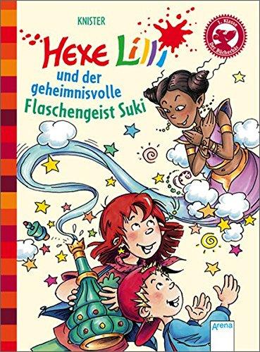 Hexe Lilli und der geheimnisvolle Flaschengeist Suki. Der Bücherbär: Hexe Lilli für Erstleser