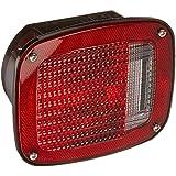 Grote 53712 Three-Stud Metri-Pack Stop Tail Turn Light (LH w/ License Window)