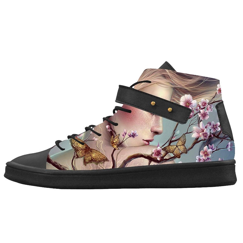 Daniel Turnai Fan Custom Women's Shoes colorful Art New Sneaker Canvas Round Toe