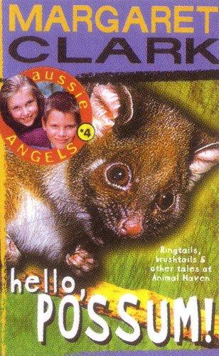 book cover of Hello, Possum!