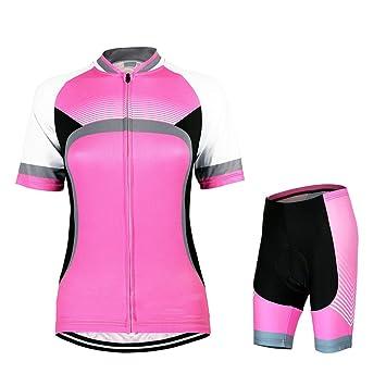 De Ladies Jersey Set Femme Dames Pour Cyclisme Gwell Maillot Vélo pUMVGqSz