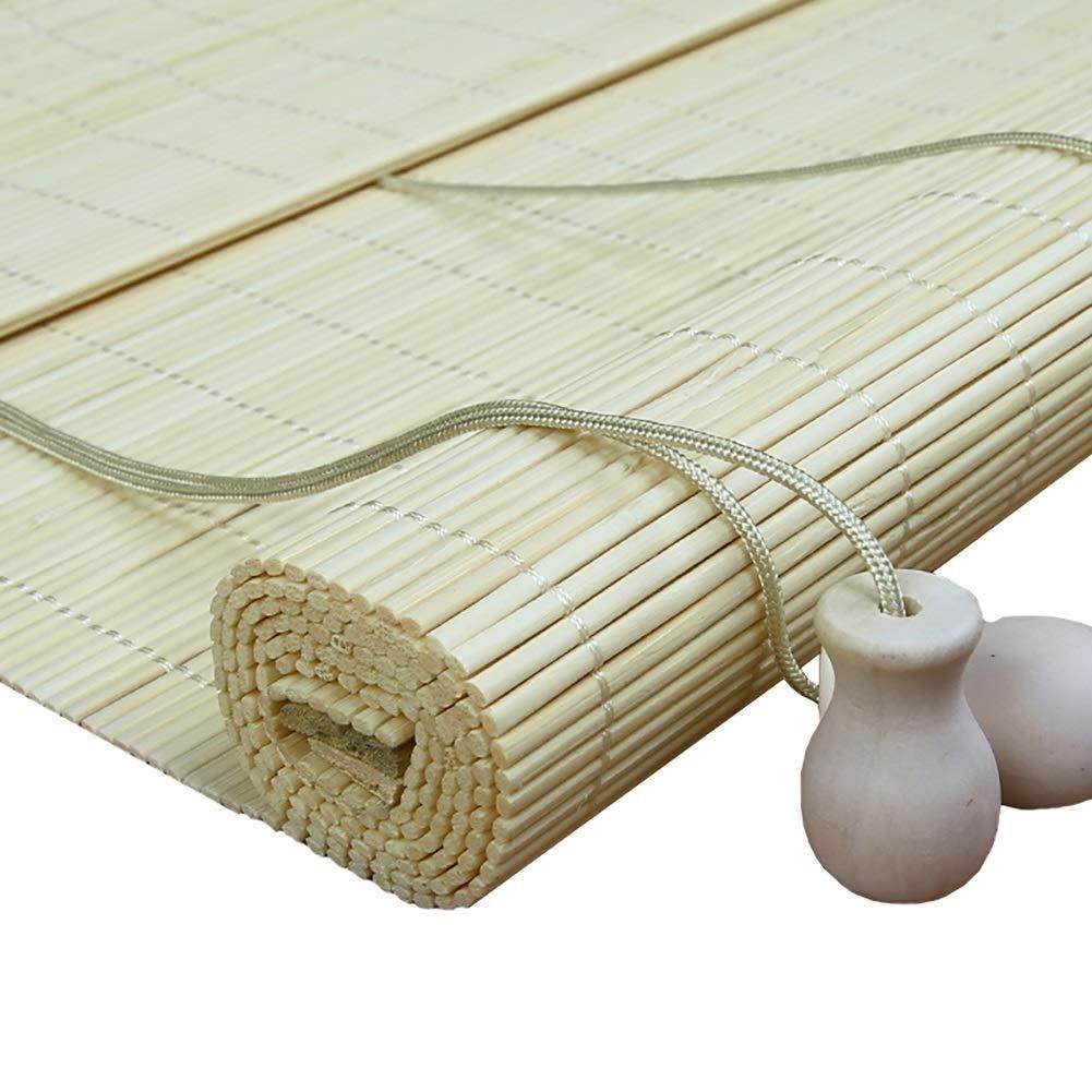 カーテンシェード 竹製ロールブラインド/垂直帯状ブラインド/竹製ブラインド (サイズ さいず : 120x160cm) 120x160cm  B07SBQP3FN
