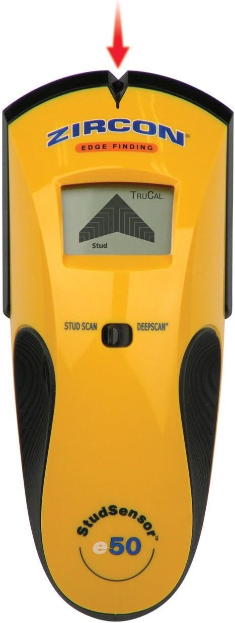 Zircon E50 stud finder review