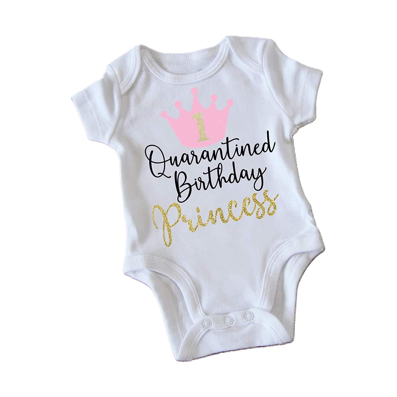 First Birthday Shirt Girl,1st Birthday Shirt,Princess Birthday Shirt,Girl 1st Birthday Outfit Pink and Gold,Baby Girl First Birthday Shirt