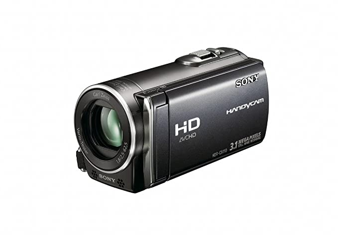 amazon com sony hdr cx110 high definition handycam camcorder rh amazon com Samsung HD Camcorder Sony HD Camera