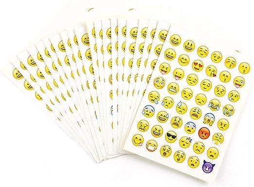 Loisirs Creatifs Pour Enfant 48 Emoji Emoticone Smiley Autocollants Children S Crafts Cardmaking Loisirs Creatifs Prosurface Ca