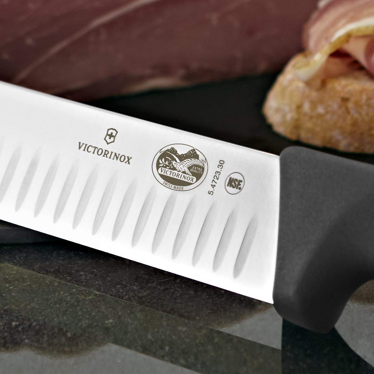 Amazon.com: Victorinox - Cuchillo cortador de acero ...