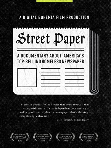 Street Paper: A Documentary About America's Top-Selling Homeless Newspaper