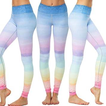 Sisit - Pantalón de chándal para Yoga, Mujer, Arco, Cielo ...