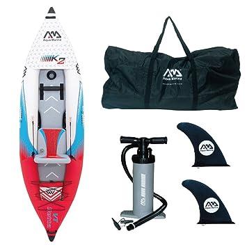 AQUA-MARINA Betta vt-k2 Kayak Mixta: Amazon.es: Deportes y ...