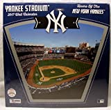 New York Yankees Yankee Stadium 2017 Calendar