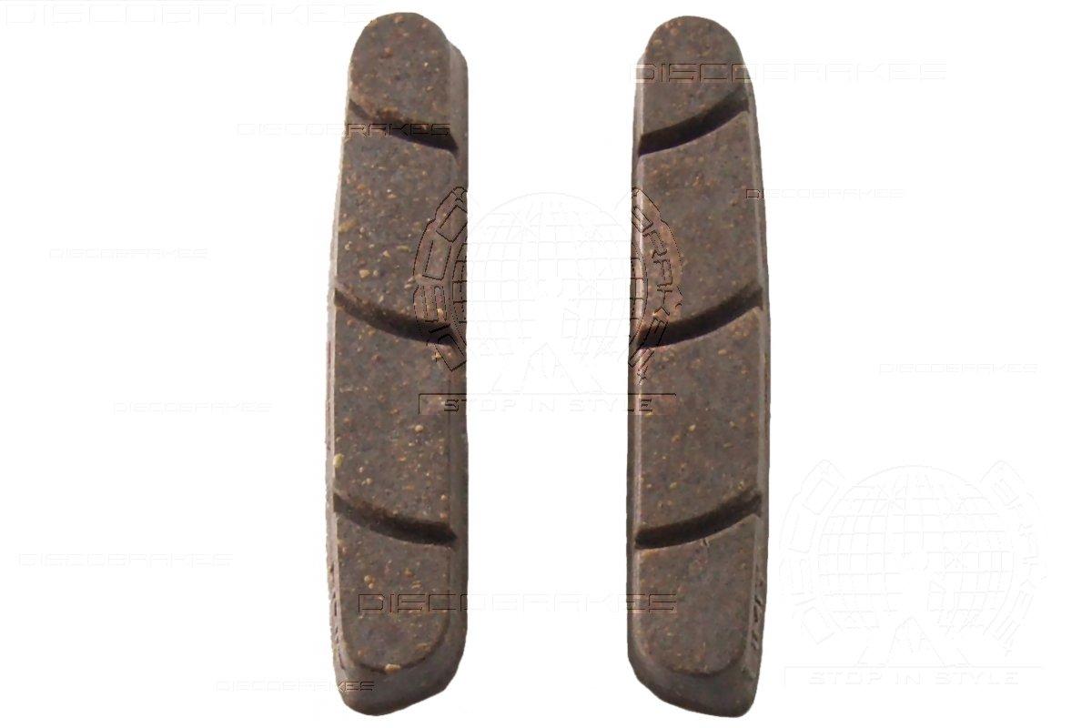 OBE Campagnolo Super Record 11 Speed Compatible Cartridge Brake Pads,Carbon Rims