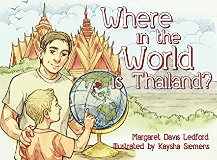 Where in the World is Thailand?