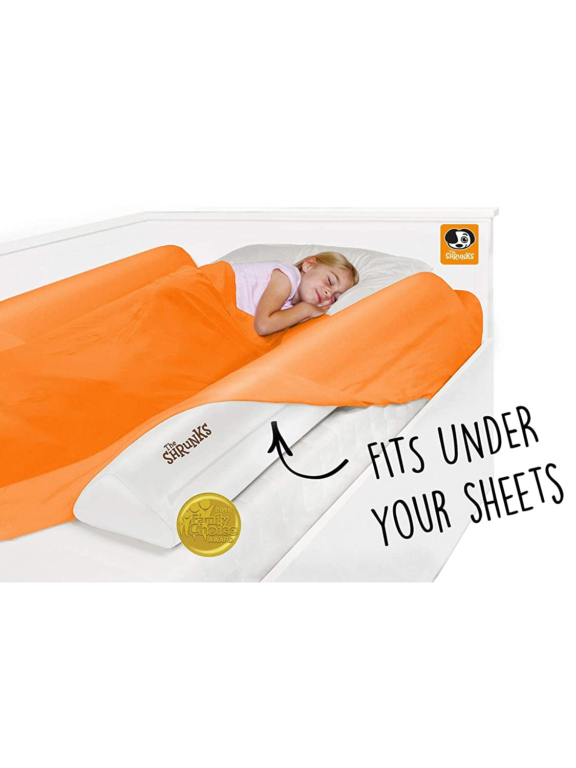 The Shrunks Carril de cama inflable