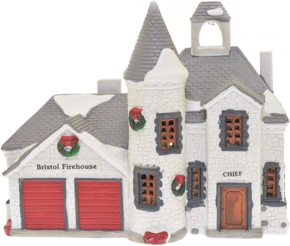 LEMAX 62431-New doll for Christmas-Noël Village Hivernal