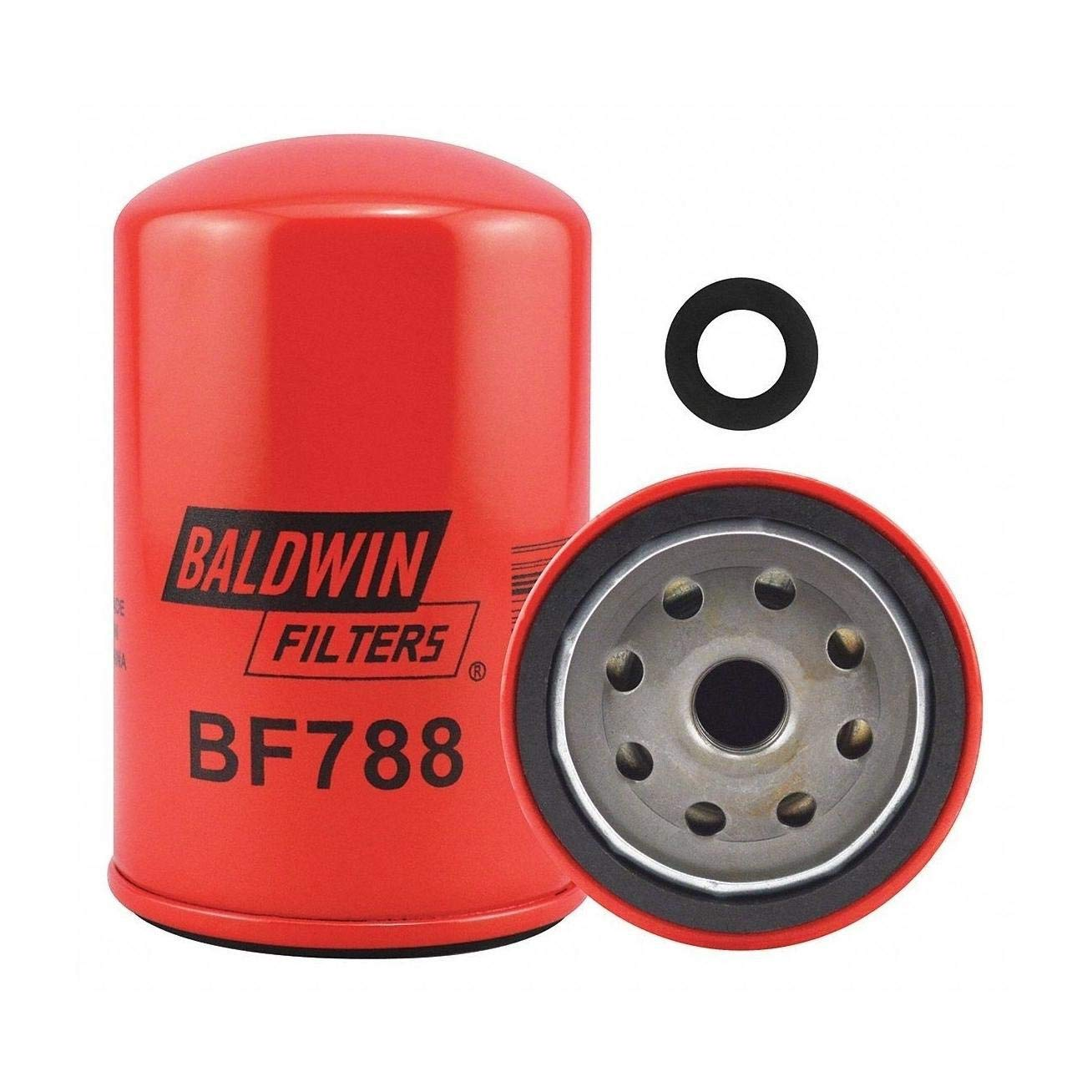 Baldwin BF788 Heavy Duty Diesel Fuel Spin-On Filter