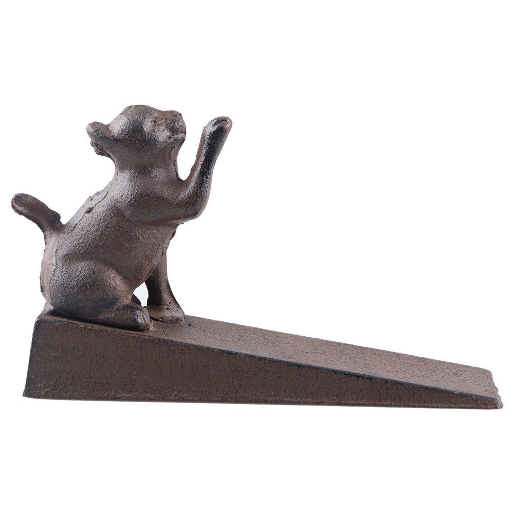 Fasmov Cat Scratching Door Stopper Decorative Door Stopper Wedge by Fasmov (Image #2)