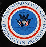 Portraits in Patriotism: Robert Even Brown JR USA, Program No. 163 / Presidents Code of Conduct, Program No. 164 (Vinyl 45, 7 Inch)