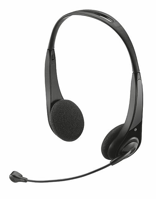 30 opinioni per Trust InSonic Cuffie per PC Stereo con Microfono