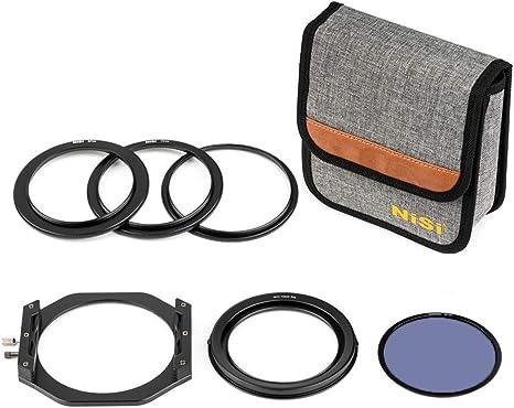 NiSi V6 100mm System Filter Holder Kit with Landscape Enhanced Circular Polarizer Filter