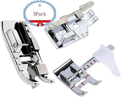 TFBOY-Juego de prensatelas para máquina de coser(prensatelas de ...