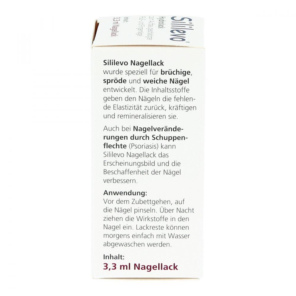 Sililevo Nagellack 3.3 ml: Amazon.de: Beauty