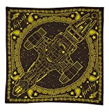 Quantum Mechanix Firefly Serenity Bandana, Brown offers