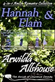 Amish Romance: Hannah and Elam Collection (4 in 1 Book Boxed Set): The Amish of Lawrence County, PA (Hannah and Elam: An Amish Romance)