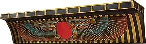 Design Toscano CL5214 Ur-Uatchi Ceremonial Offering Shelf,Full Color