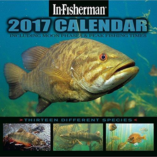 In-Fisherman Larry Tople Wall Calendar