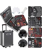 Masko® 949 Werkzeugkoffer Werkzeugkasten Werkzeugkiste Werkzeug Trolley ✔ Profi ✔ 949 Teile ✔ Qualitätswerkzeug