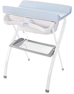 beige Colour Cream Talla:70 x 50cm Cambiador para beb/és 70 cm/x 50/cm, con bordes altos