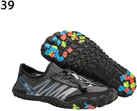 Barefoot Zapatos de Agua Zapatillas de Trail Running Minimalistas ...