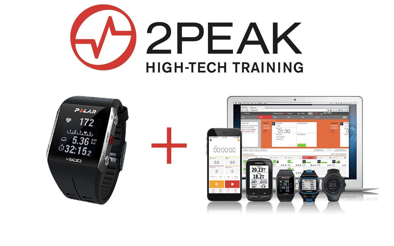 Polar V800 & Plan de entrenamiento triatlon 6 meses con 2PEAK.com ...