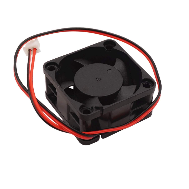 WINSINN 40 mm Ventilador 5 V 12 V 24 V DC sin escobillas silencioso enfriamiento 4020 40 x 20 mm para Inverter Impresora 3D extrusor Hotend Makerbot MK7 MK8 CPU Chip Arduino 4020 24V