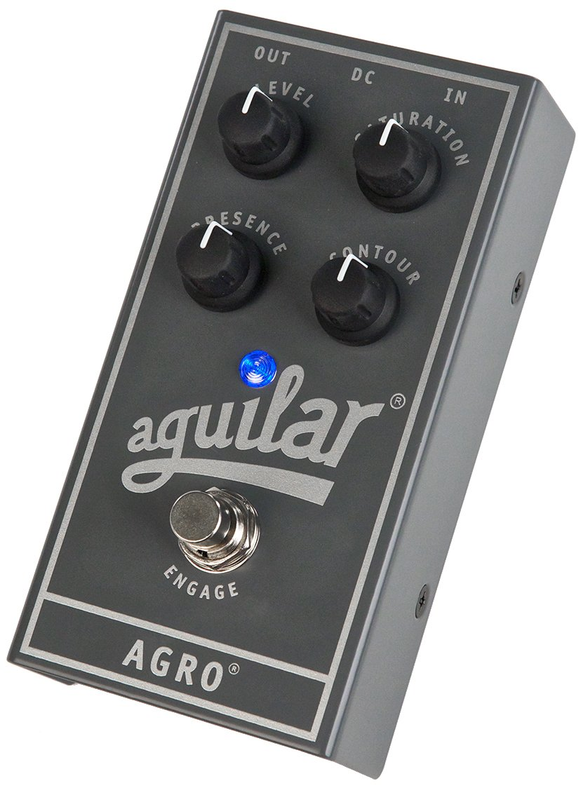 Aguilar AGRO Bass Distortion Effect Pedal