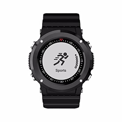 CN3 Bluetooth GPS MT2523 Smart Watch Sport Heart Rate Smartwatch reloj inteligente Anti-lost for