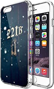 Phone Case Victorian 221B Abominable Case Cover Compatible for iPhone (6/6s) Plastic Cases
