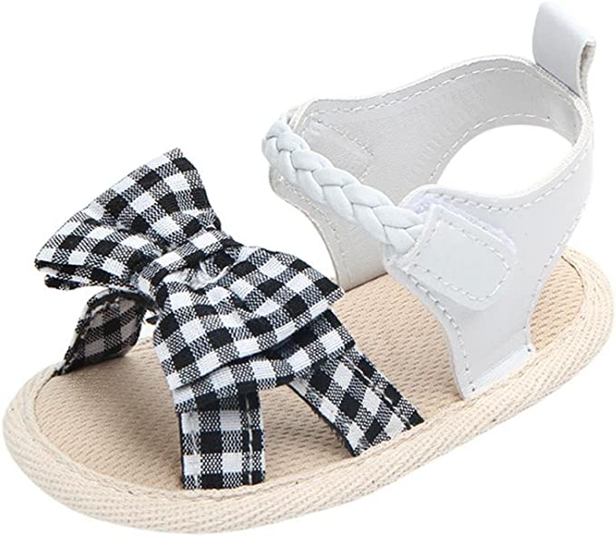 Brand New Infant Girl/'s Embroidered Straps Sandals Size 1-5